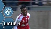 But Benjamin MOUKANDJO (85ème) / Stade de Reims - SC Bastia (2-1) - (SdR - SCB) / 2014-15