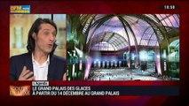 L'Agenda: Le Grand Palais des glaces, l'exposition Hybris Artistica et le Salon de l'homme (5/5) - 30/11