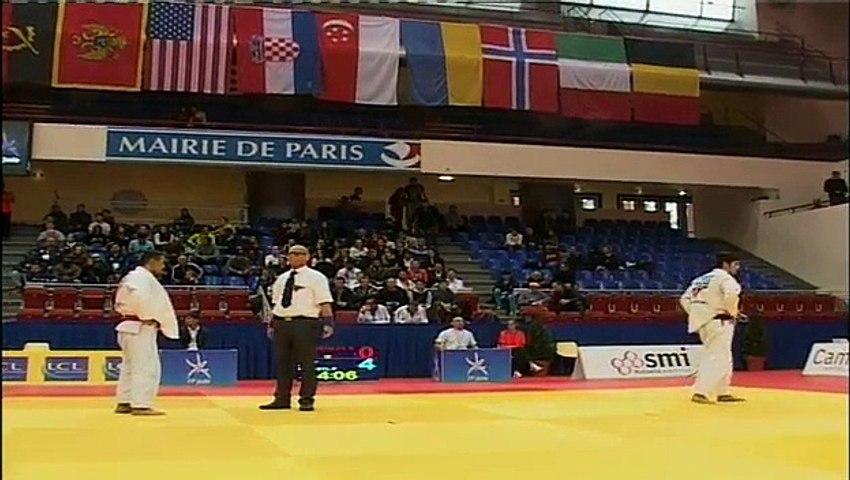 CHPT MONDE JUJITSU PARIS 2014 Tapis 3 (REPLAY)