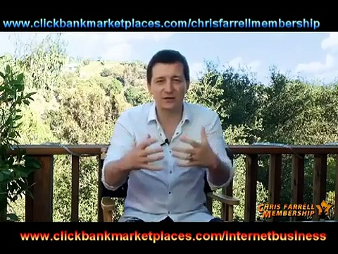 Chris Farrell Membership Learn To Make Money Online With Internet Marketing Coaching