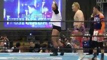 Manabu Nakanishi & Yuji Nagata vs. Kazushi Sakuraba & Toru Yano (NJPW)