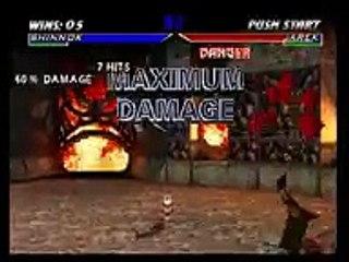 TAS Mortal Kombat 4 N64 in 7 58 by Xyphys