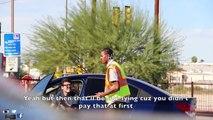 Pranks: FAKE TICKET PRANK - Funny Videos - Funny Pranks - Public Pranks - Best pranks 2014