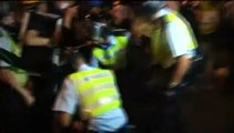 Les affrontements avec la police reprennent à Hong Kong