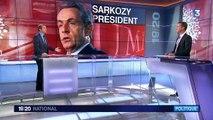 UMP : Nicolas Sarkozy embarqué dans une course d'obstacles