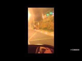 Internauta flagra mulher nua em ponto de ônibus de Valinhos