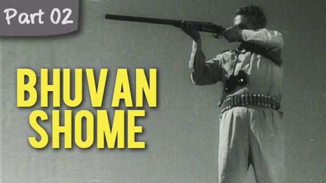 Bhuvan Shome - Part 02/08 - Cult Classic Groundbreaking Indian Film - Narrated By Amitabh Bachchan