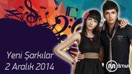 Joygame MStar Yeni Şarkılar- 2 Aralık 2014