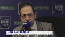 """""""La fin du SIDA pour 2030 c'est possible"""" - Jean-Luc Romero invité politique de France Bleu 107.1"""