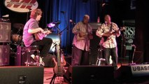 Stu Hamm, Bakithi Kumalo and Abe Laboriel - Bass Jam at MI in Hollywood