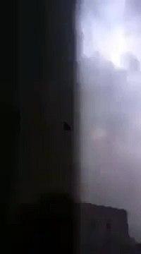Flying Horse Seen in Makkah