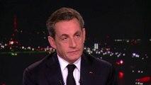 Sarkozy critique le score de Marine Le Pen réélue à la tête du FN et a la mémoire courte