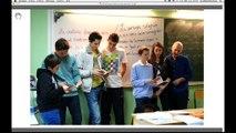 """Rencontre """"Médiation & numérique"""" 2014 : Erasme & classe numérique théâtre"""