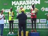 Le Marathon du Gabon en présence du Président Ali Bongo Ondimba