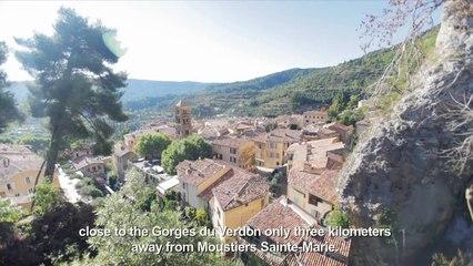Atelier Soleil, handmade faience in Moustiers Sainte-Marie