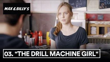 Max & Billy's Drill Machine Girl 1x03