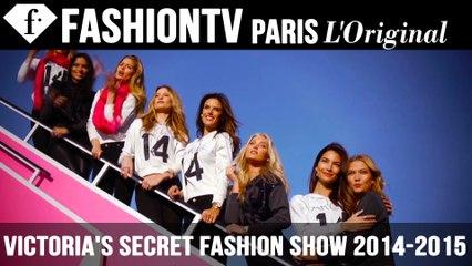 Victoria's Secret Fashion Show 2014-2015: Behind the Scenes on the Angels' Jet | FTV.com