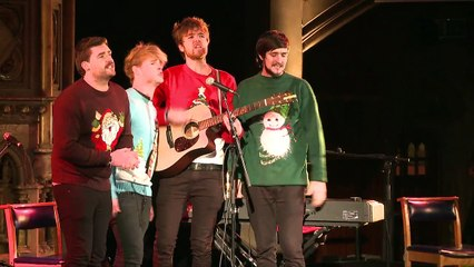 Kodaline - Bring It On Home live @ Save the Children's Christmas Tree Sessions
