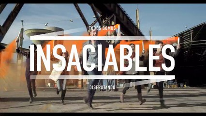 Spot Insaciables Orange (LG G3+smartwatch)