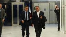 UMP: Nicolas Sarkozy espère réunir sa famille politique