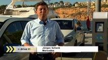 Present it! Mercedes B-Class + B-Class Electric Drive | Drive it!