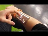 Futuristic Cicret Bracelet Works Like A Touch-Screen Smart Phone On Your Skin