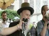 Rabbin anti-sioniste soutenant hezbollah