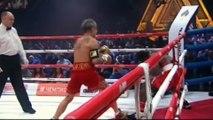 Mickey Rourke vs Elliot Seymour : combat en carton