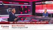 """TextO' : Sarkozy reçoit pour organiser son """"rassemblement"""" de l'UMP"""