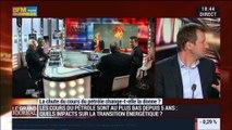 Chute du cours du pétrole: quels impacts sur la transition énergétique ?: Yannick Jadot, Patrice Geoffron, Bertrand Jacquillat et Emmanuel Lechypre (4/5) – 01/12
