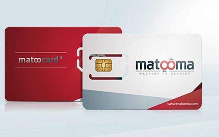 Matooma, la carte SIM des objets connectés