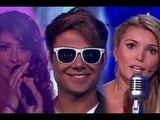 Camila, Arenito y Faloon se la juega en una prueba de talentos Yingo - Chilevisión