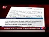 Denuncian estado del neumático de un bus que viajó dos mil kilómetros - CHV Noticias