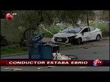 Conductor ebrio atropella a hombre de 87 años que repartía pan en La Florida - CHV NOTICIAS