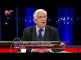 """Luis Valentín Ferrada:""""La desgracia de Chile fue ser un frente de batalla"""""""