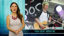 "Abigail Breslin ""You Suck"" About Michael Clifford of 5SOS"