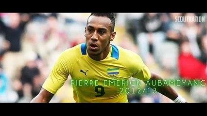 PIERRE-EMERICK AUBAMEYANG | Goals, Skills, Assists | Saint-Étienne | 2012/2013 (HD)