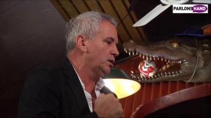 Parlons Hand n° 7 - Philippe Bana, le mondial 2015 sera compliqué