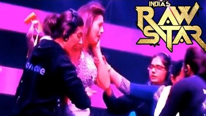 India's Raw Star: Gauahar Khan Slapped For Wearing Short Clothes