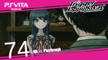 Danganronpa Trigger Happy Havoc (PSV) - Pt 74 【Chapter 6 : Ultimate Pain Ultimate Suffering Ultimate Despair Ultimate Execution Ultimate Death】