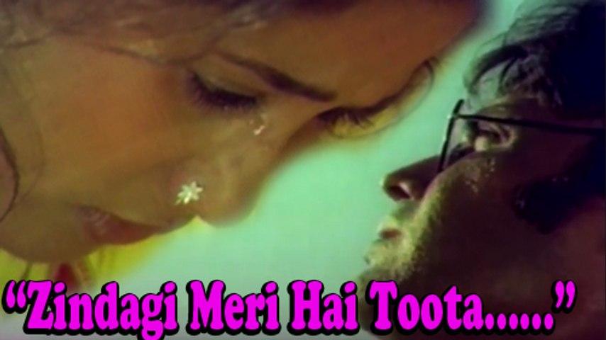 """Zindagi Meri Hai Toota Hua"" | Gazal | Sad Song | Bhupinder | ""Raavan"""
