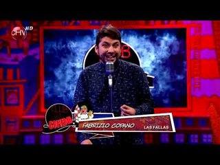Fabrizio Copano - Las Fallas -  El Club de la Comedia 2014