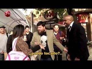 """Rodrigo Salinas salió por Chile con su sección """"Buscando Wns Chistosos"""""""