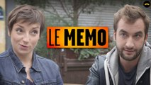 Le Mémo (Aude Gogny-Goubert et Loïc Bartolini)
