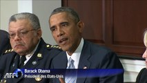 Obama veut équiper plus de policiers avec des caméras embarquées