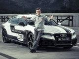 A bord de l'Audi RS7 sans conducteur !