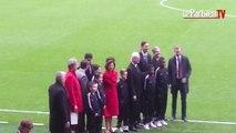 Le roi de Suède a rencontré Zlatan Ibrahimovic