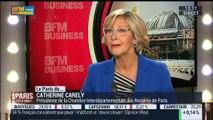 Le Paris de Catherine Carely, présidente de la Chambre Interdépartementale des Notaires de Paris - 02/12