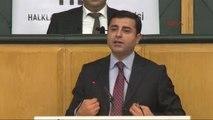 Demirtaş, Partisinin Grup Toplantısında Konuştu 2