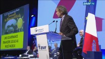 AMF TV Congrès des Maires : Introduction par Michel Bouvier, professeur d'universités en finances publiques et fiscalité